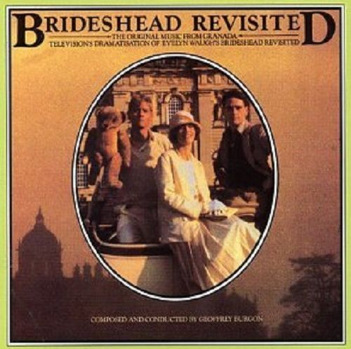 GEOFFREY BURGON Brideshead Revisited Vinyl Record LP Chrysalis 1981