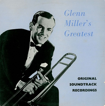 GLENN MILLER Glenn Miller's Greatest: Original Sountrack Recordings LP Record World Record Club 1962