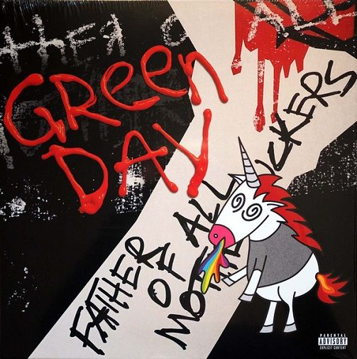 GREEN DAY Father Of All Vinyl Record LP Reprise 2020
