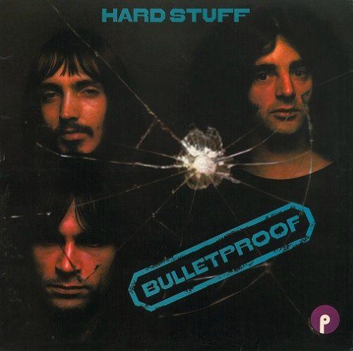 Hard Stuff Bulletproof Vinyl Record Lp Purple 1972