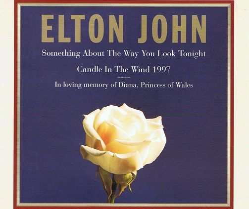 Elton John Something About The Way You Look Tonight / Candle In The Wind | Planet Earth Records