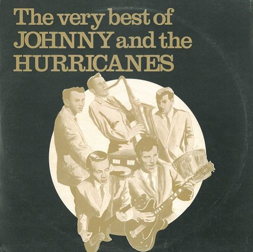 JOHNNY AND THE HURRICANES The Very Best Of Johnny And The Hurricanes Vinyl Record LP Contempo-Raries 1975