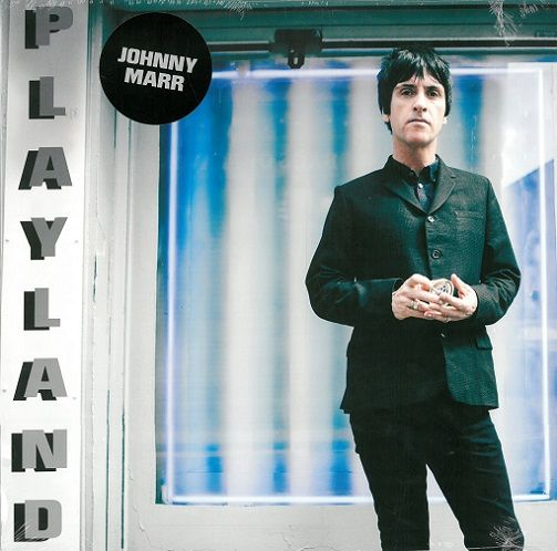 JOHNNY MARR Playland Vinyl Record LP Sire 2014