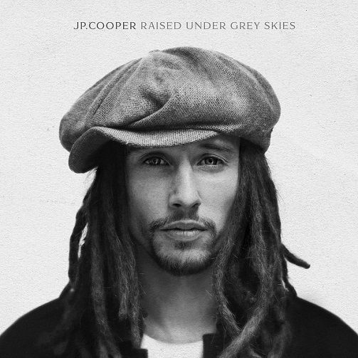 JP COOPER Raised Under Grey Skies Vinyl Record LP Island 2017