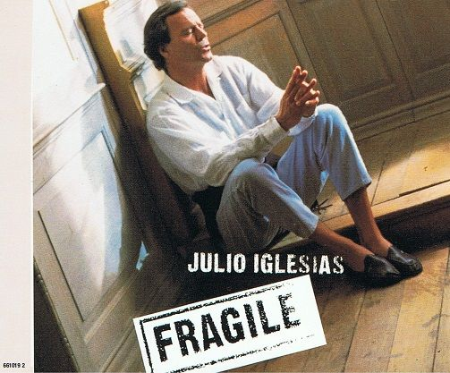 JULIO IGLESIAS Fragile CD Single Columbia 1994