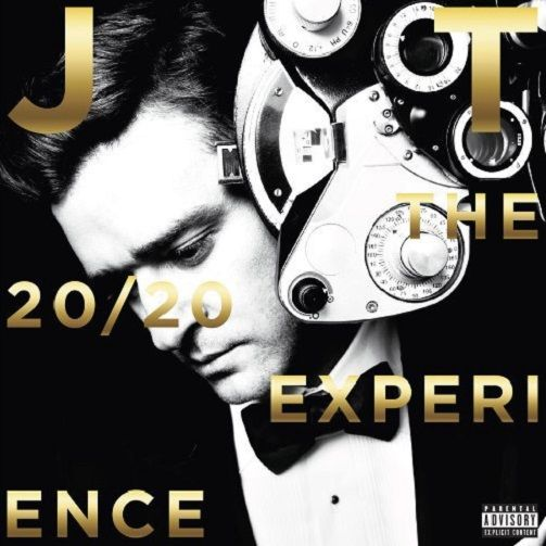JUSTIN TIMBERLAKE The 20/20 Experience 2 Of 2 Vinyl Record LP RCA 2013