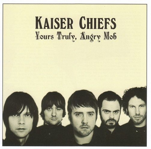KAISER CHIEFS Yours Truly Angry Mob Vinyl Record LP B-Unique 2018