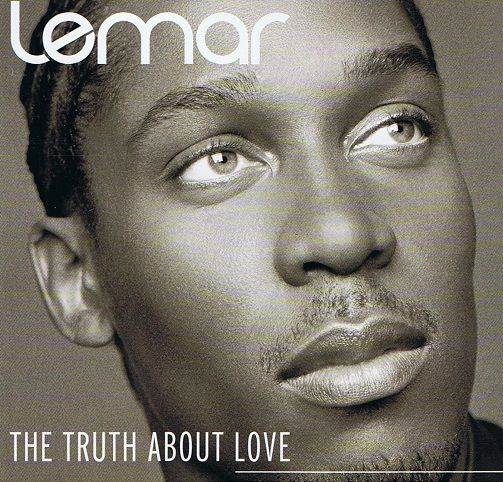 LEMAR The Truth About Love CD Album Sony 2006