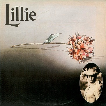 Lillie - Original Soundtrack LP Vinyl Record Album 33rpm Decca 1978