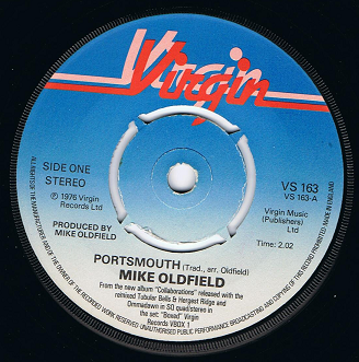 Mike Oldfield Tubular Bells Record Album Planet Earth