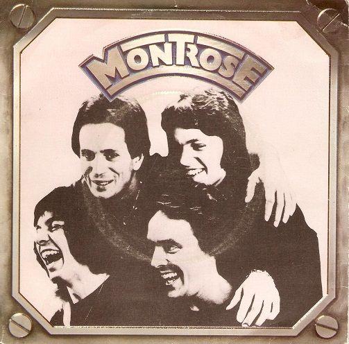 montrose bad motor scooter vinyl record 7 inch warner bros 1980. Black Bedroom Furniture Sets. Home Design Ideas