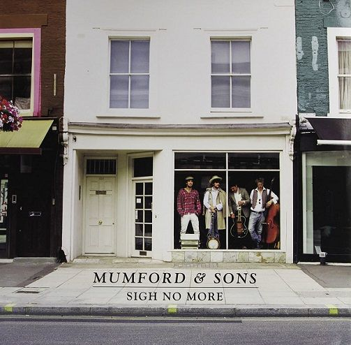 MUMFORD & SONS Sigh No More Vinyl Record LP Island 2009