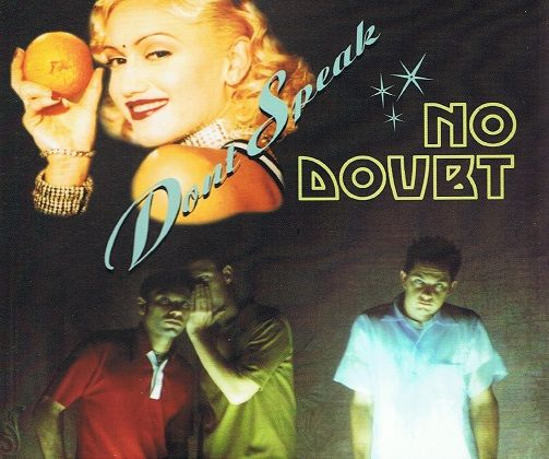 NO DOUBT Don't Speak CD Single Trauma 1996