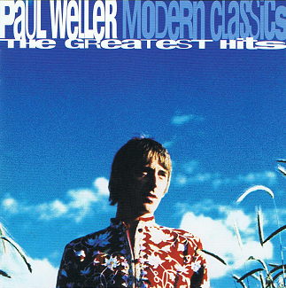 PAUL WELLER Modern Classics CD Album Island 1998
