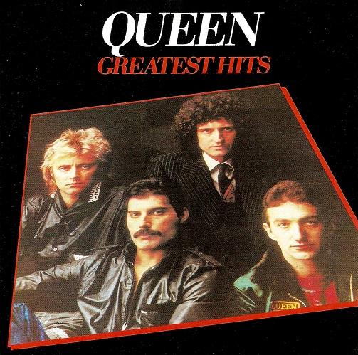 Queen Greatest Hits Cd Album Parlophone 1994