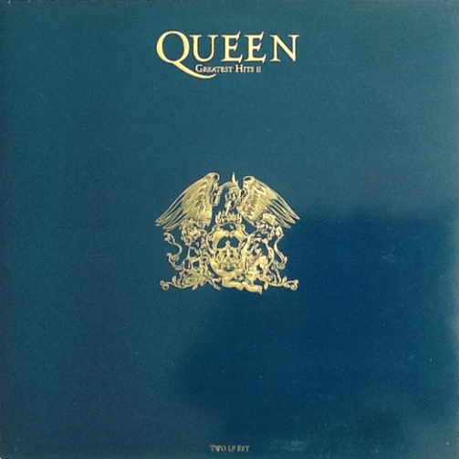 Queen Greatest Hits Ii Vinyl Lp Planet Earth Records
