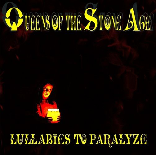 QUEENS OF THE STONE AGE Lullabies To Paralyze Vinyl Record LP Interscope 2019