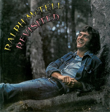 Ralph Mctell Streets Of London Vinyl Record 7 Inch Reprise