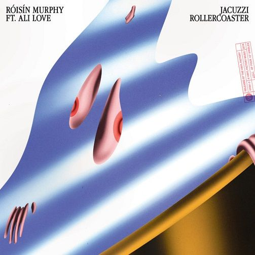 ROISIN MURPHY Jacuzzi Rollercoaster Vinyl Record 12 Inch The Vinyl Factory 2018