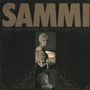 Sammi Smith Help Me Make It Through The Night Vinyl Record