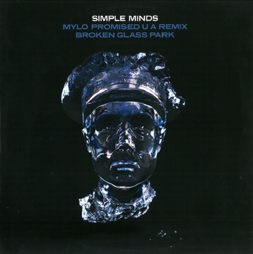 SIMPLE MINDS Mylo Promised U A Remix Vinyl Record 12 Inch Virgin 2013