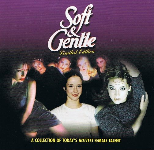 Soft And Gentle CD Single EMI 1998 Promo