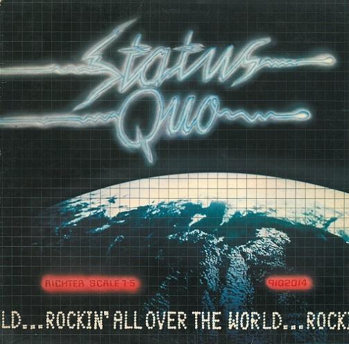 Status Quo Rockin All Over The World Vinyl Lp Planet