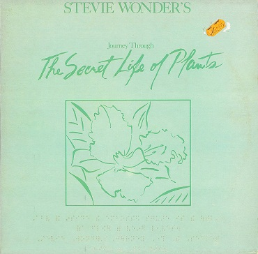 STEVIE WONDER Journey Through The Secret Life Of Plants 2LP Vinyl Record Album Dutch Motown 1979