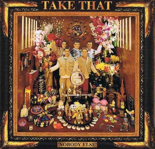 TAKE THAT Nobody Else CD Album RCA 1995