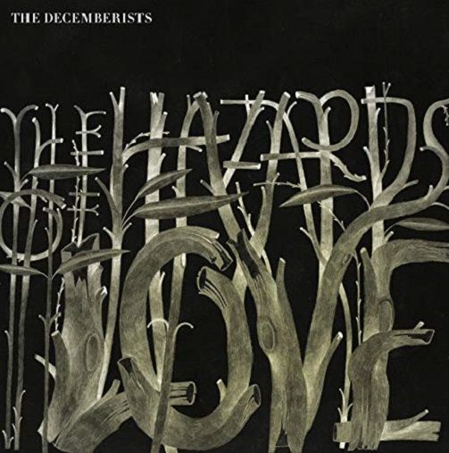 THE DECEMBERISTS The Hazards Of Love Vinyl Record LP Rough Trade