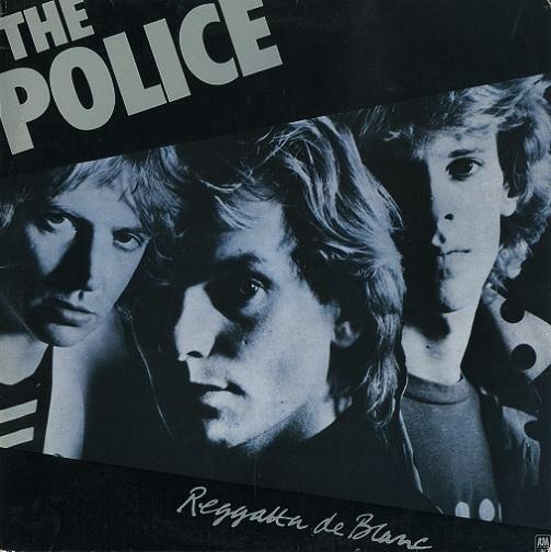 The Police Reggatta De Blanc Vinyl Record Lp A Amp M 1979