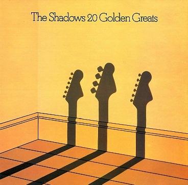 The Shadows 20 Golden Greats Vinyl Record Lp Emi 1977