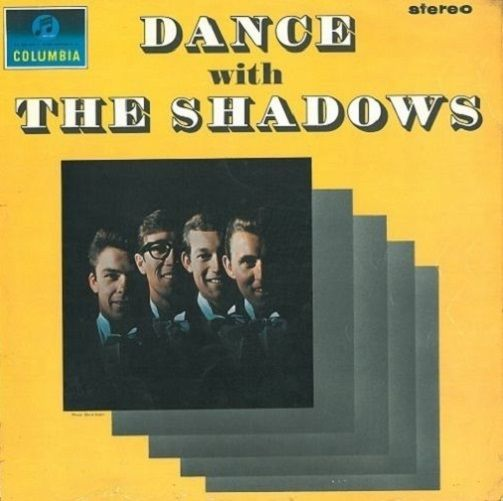 THE SHADOWS Dance With The Shadows Vinyl Record LP Columbia 1964