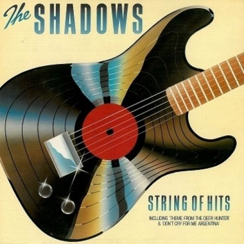 THE SHADOWS String Of Hits Vinyl Record LP EMI 1979