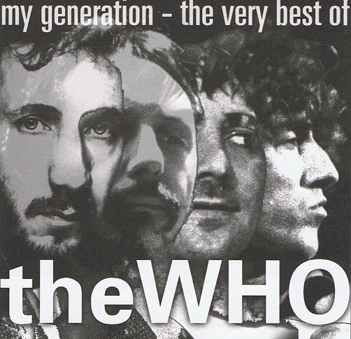 The Who My Generation The Very Best Of The Who Cd Album