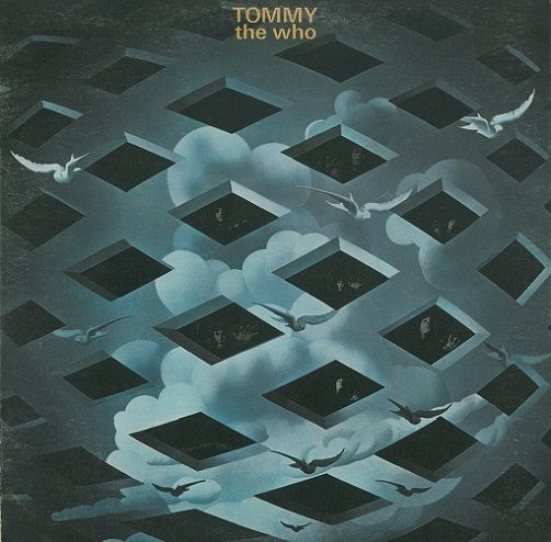 The Who Tommy Vinyl Lp Planet Earth Records