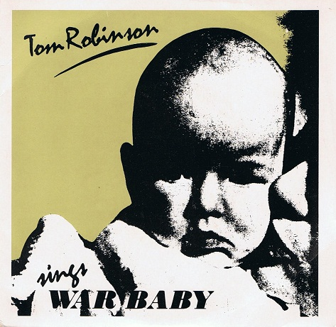 Tom Robinson Band 2 4 6 8 Motorway 7 Single Vinyl Record
