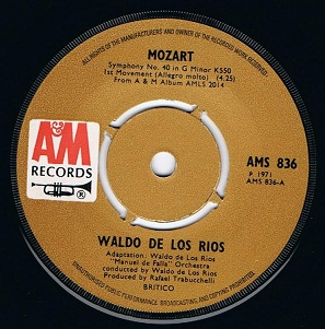 los rios black singles All the singles and albums of waldo de los rios, peak chart positions, career stats, week-by-week chart runs and latest news.