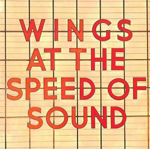 Wings Paul Mccartney Wings At The Speed Of Sound Vinyl