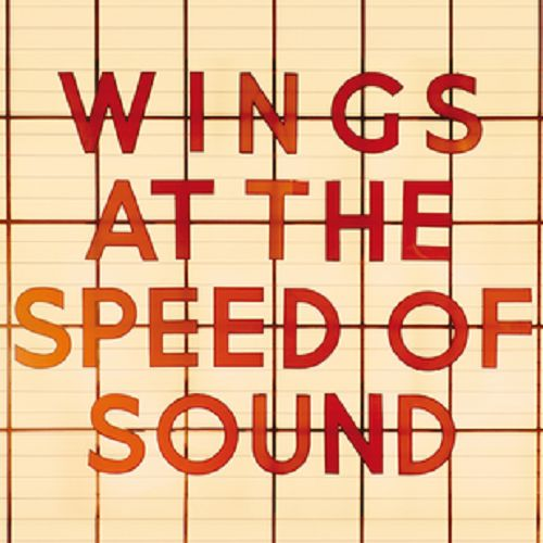 WINGS (PAUL McCARTNEY) Wings At The Speed Of Sound Vinyl Record LP US Capitol 1976