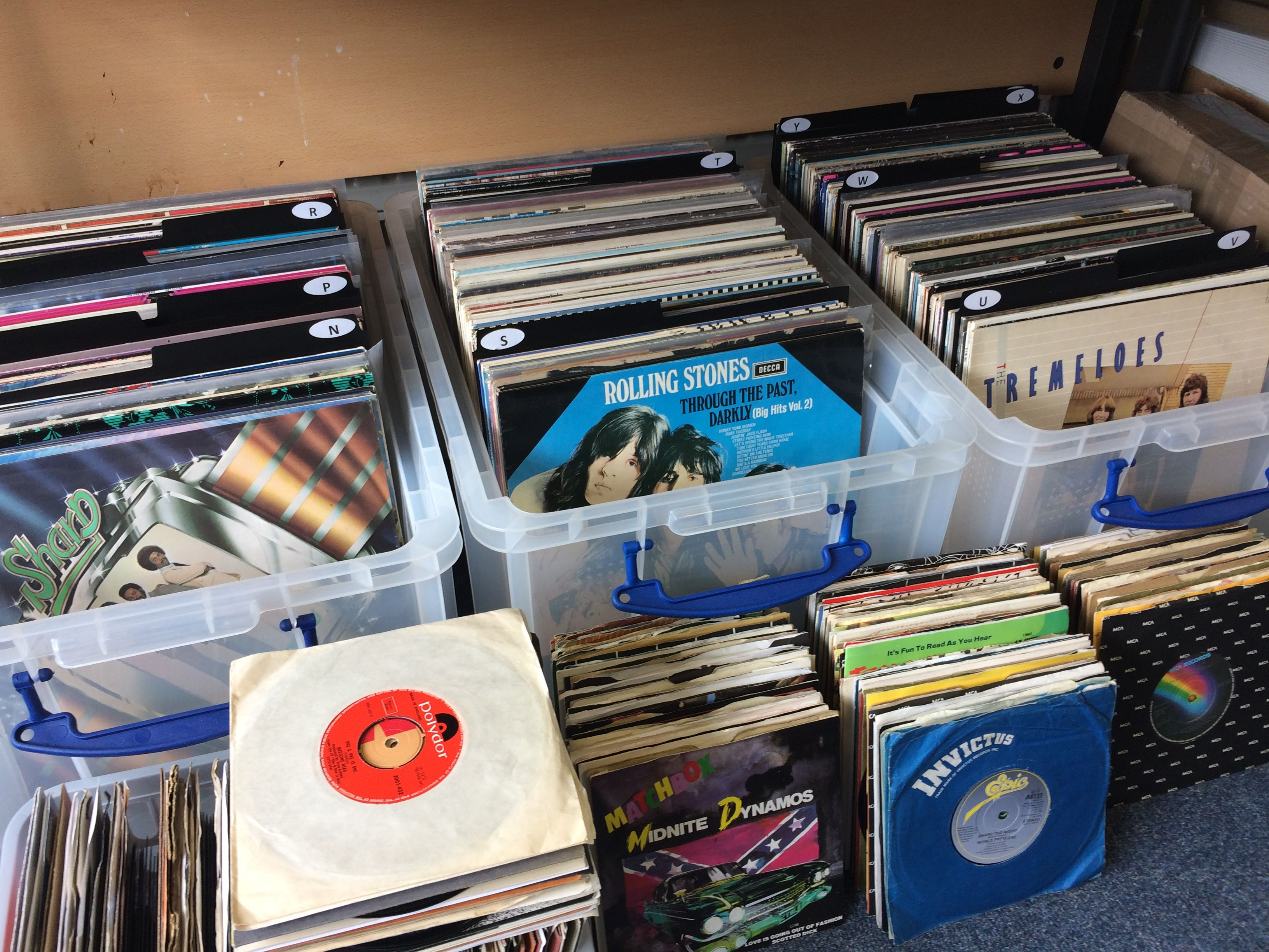 Buy Vinyl Records by Mail Order