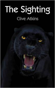 Poetry Book The Sighting By Clive Atkins