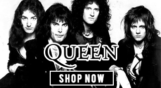 Queen Band Shop Now