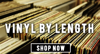 Vinyl By Length 12 inch, 7 inch LP Vinyl Records